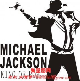 【jy63】迈克杰克逊矢量图