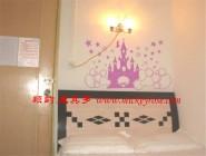 【AE009】公主城堡矢量图