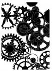 【XD-06-02】圆圈风车矢量图