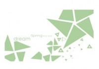 【XD-WS-006】多边形和英文矢量图
