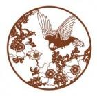 【YY-SFXG-045】牡丹和喜鹊矢量图