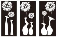 【CTP-013】花瓶矢量图
