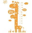 【ETP-077】长颈鹿身高矢量图