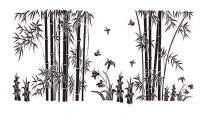 【AA-KTDS-033】竹子 小鸟矢量图
