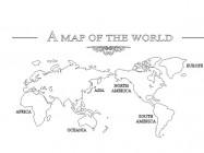 【AA-OMF-044】地图矢量图