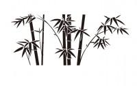【XGZL-029】竹子 矢量图
