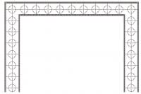 【YY-KT-516】 边框 矢量图