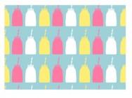 【YY-B081】五颜六色的瓶子 矢量图