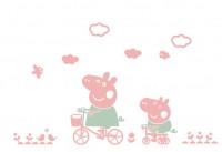 【YY-B043】小猪佩奇 矢量图