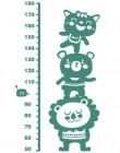 【YY-B048】动物身高 矢量图