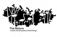【YY-DZH05】树木 火烈鸟 the nature 矢量图
