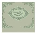 【YY-OS01-3】小鸟吊顶矢量图
