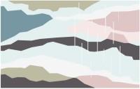 【KT-2610】山水 矢量图