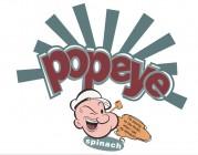 【KT-2617】popeye spinach 矢量图