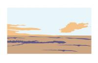 【KT-2700】山水  矢量图