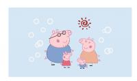 【KT-2691】小猪佩奇 矢量图