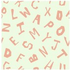 【KT-3189】字母 矢量图