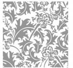 【MS-161】多瓣花藤类壁纸花矢量图
