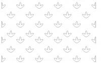 【MS-122】三瓣散花矢量图
