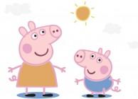 【KT-2806】小猪佩奇 矢量图
