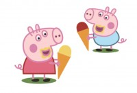 【KT-2842】小猪佩奇 矢量图