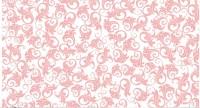 【KT-2898】花藤壁纸花 矢量图