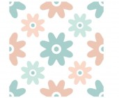 【KT-2927】八瓣花 散花 矢量图