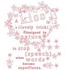 【KT-2951】kiss love 矢量图