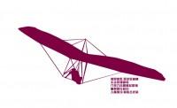【KT-3354】降落伞矢量图