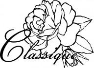 【CX-144】玫瑰 牡丹   矢量图