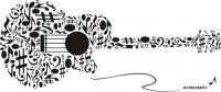 【CX-158】小提琴  矢量图