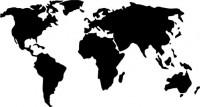 【CX-169】地图  矢量图