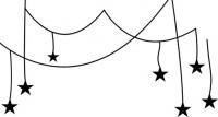 【CX-289】五角星墙挂  矢量图