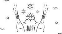 【CX-403】酒杯 happy  矢量图